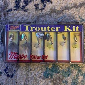Mepps killer kit trouter kit
